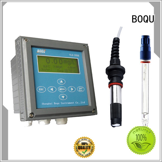 BOQU chlorine analyzer manufacturer for water analysis