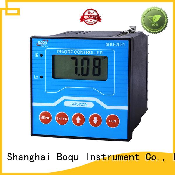 BOQU ph analyzer directly sale for environmental remediation
