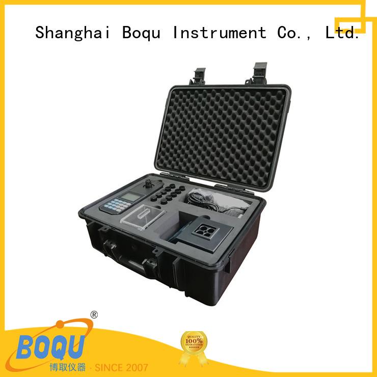 BOQU portable ammonia analyzer factory for industrial wastewater treatment