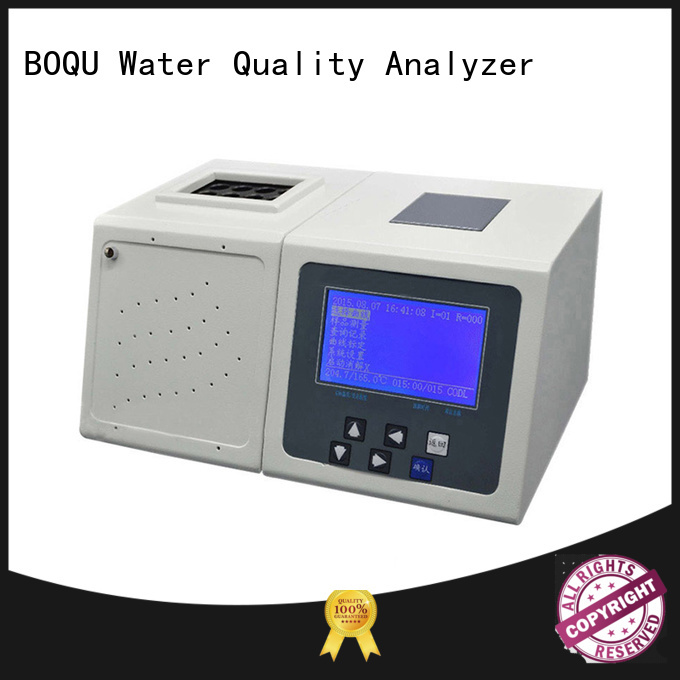 reliable cod analyzer with good price for monitoring water pollution