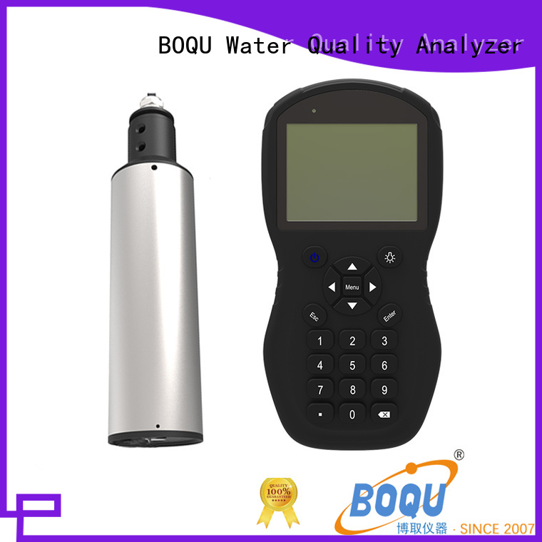 BOQU portable tss meter manufacturer for surface water