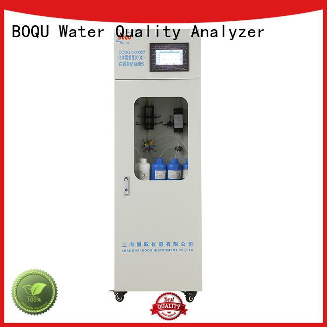 BOQU bod analyzer series for industrial wastewater