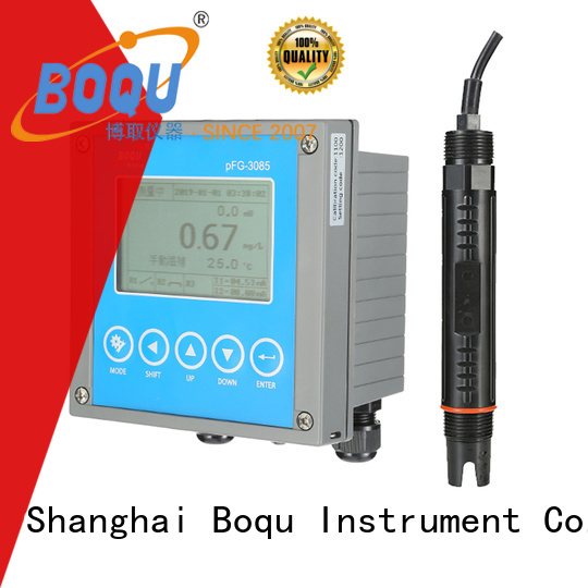 BOQU long life ion meter manufacturer for drinking water