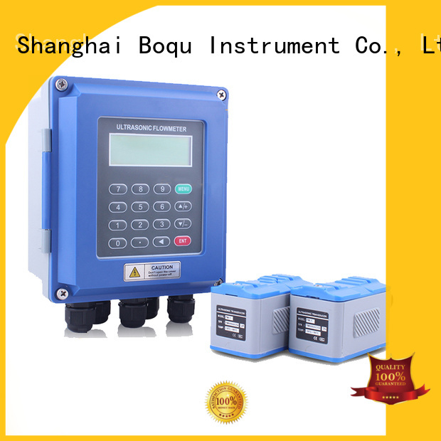 new ultrasonic flow meter manufacturers for waste water application
