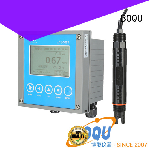 BOQU industrial ion meter supplier for industrial waste water