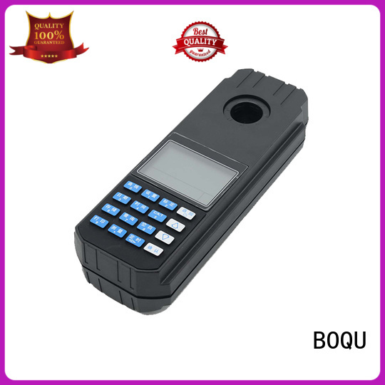 BOQU portable residual chlorine meter company for wastewater treatment plants