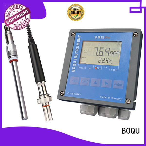BOQU stable dissolved oxygen meter directly sale for food production