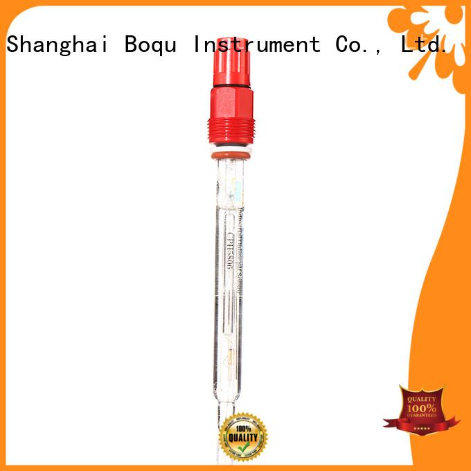 BOQU excellent ph electrode supplier for aquaculture
