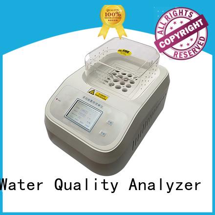 BOQU cod analyzer manufacturer for waste water application