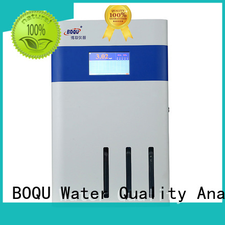 BOQU high precision sodium analyzer series for foodstuff