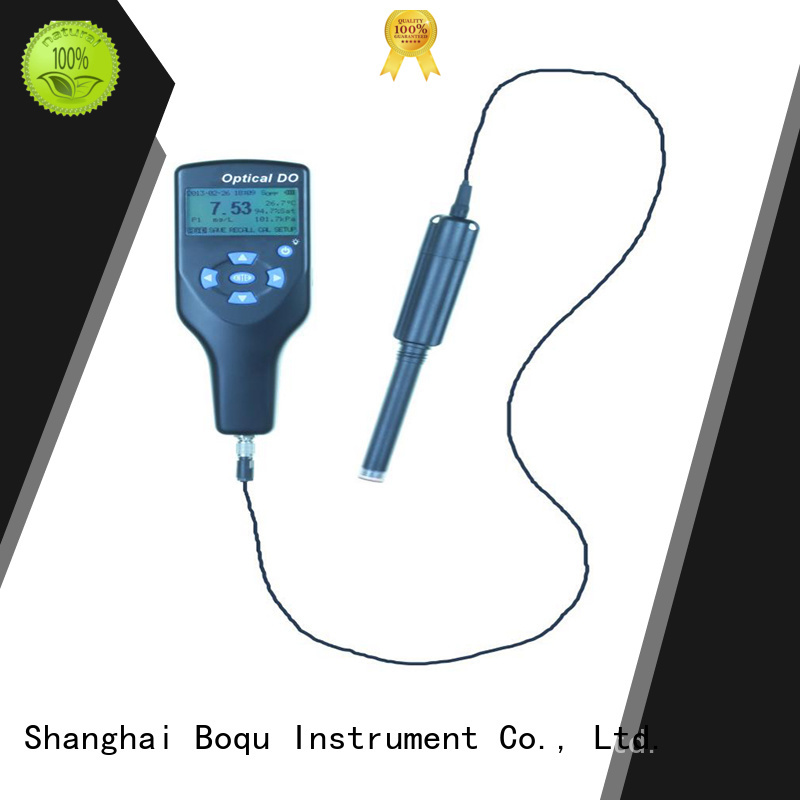 convenient portable dissolved oxygen meter optical directly sale for aquaculture