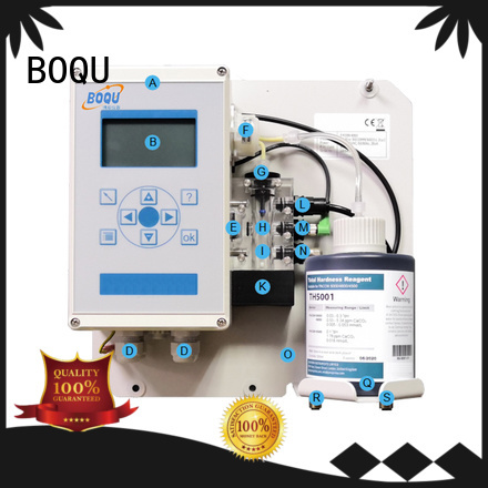 BOQU ion meter supplier for industrial waste water