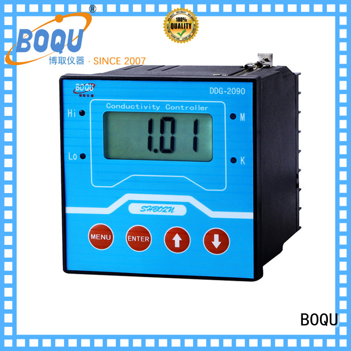 BOQU salinity meter wholesale for thermal power plants