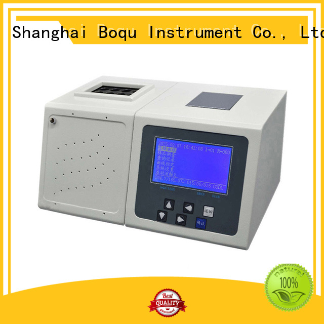 efficient cod analyzer directly sale for wastewater treatment plants