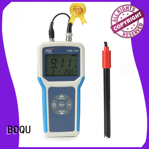 reliable portable ph meter directly sale for field sampling