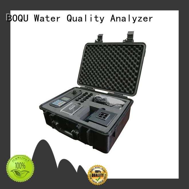 BOQU portable ammonia analyzer manufacturers for industrial wastewater treatment