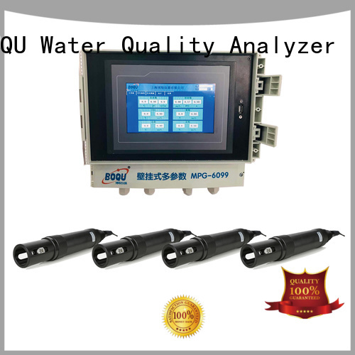 BOQU water quality meter supplier for water quality analysis