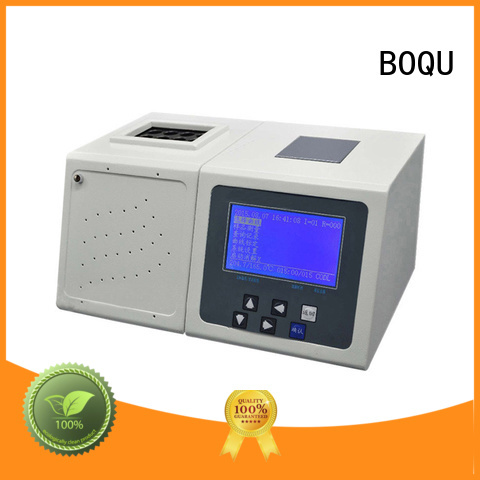 BOQU excellent cod analyzer directly sale for wastewater treatment plants