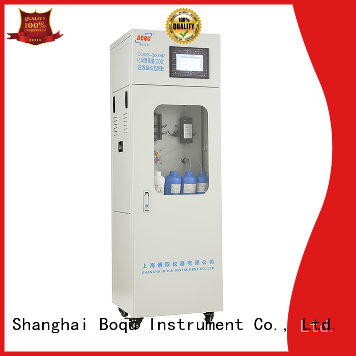 BOQU convenient bod analyzer wholesale for industrial wastewater