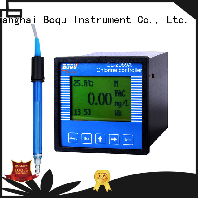 industrial residual chlorine meter directly sale for water analysis