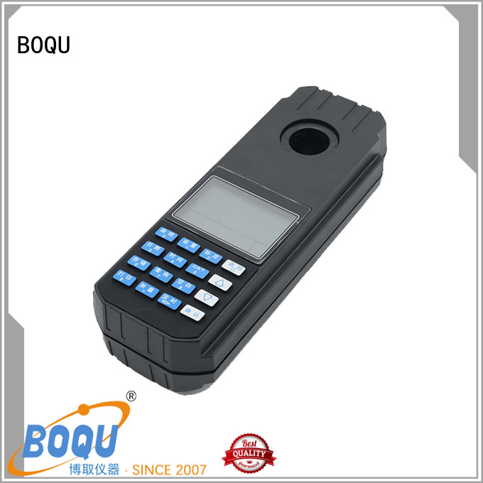 BOQU portable residual chlorine meter for business for wastewater treatment plants