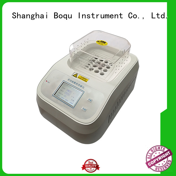 excellent cod analyzer manufacturer for monitoring water pollution