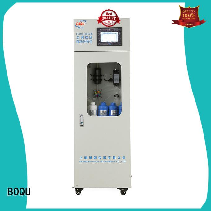 BOQU efficient bod analyzer with good price for industrial wastewater