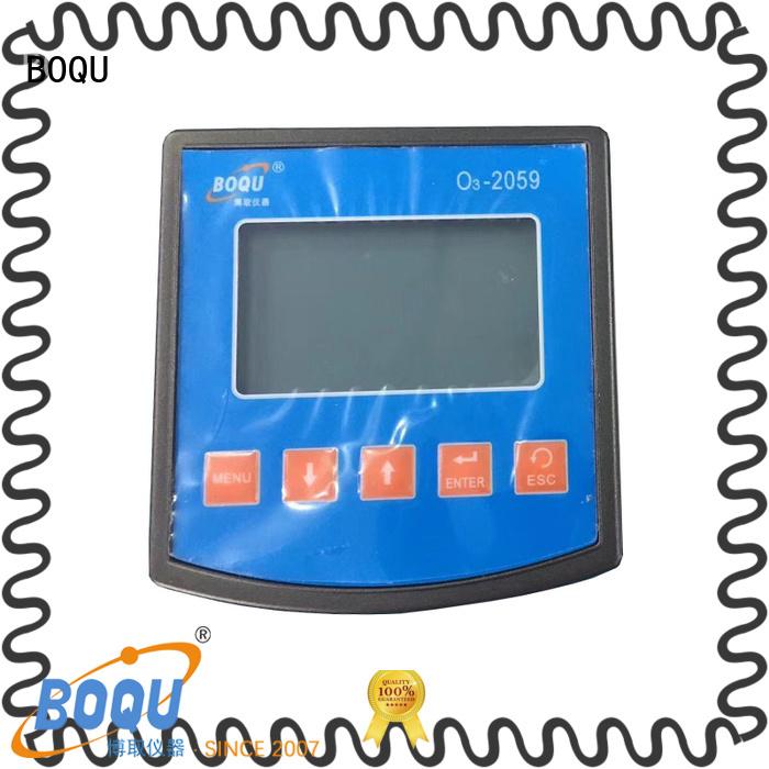 BOQU industrial ozone meter series for swimming pool