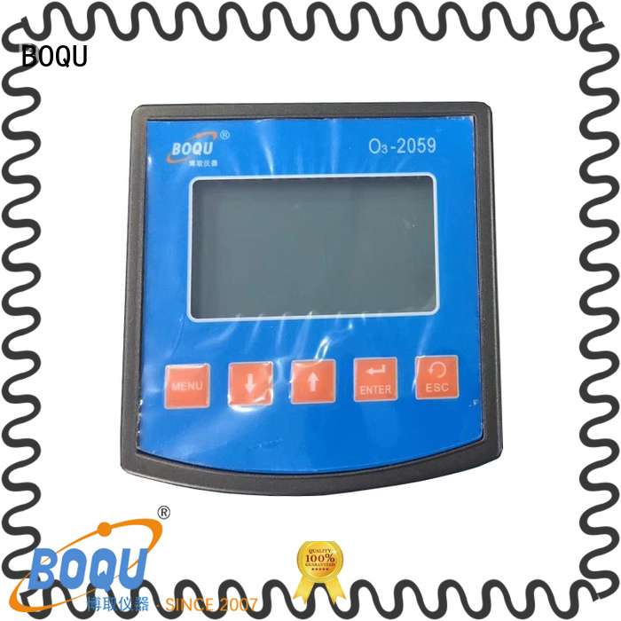 BOQU industrial ozone meter series for swimming pool