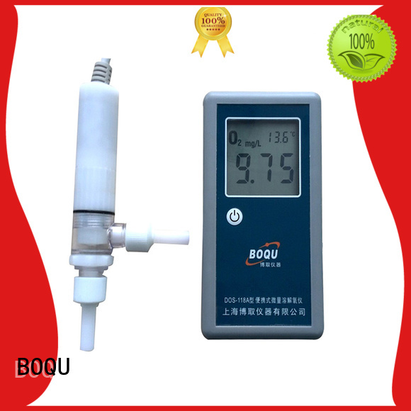 BOQU reliable portable dissolved oxygen meter series for school laboratories