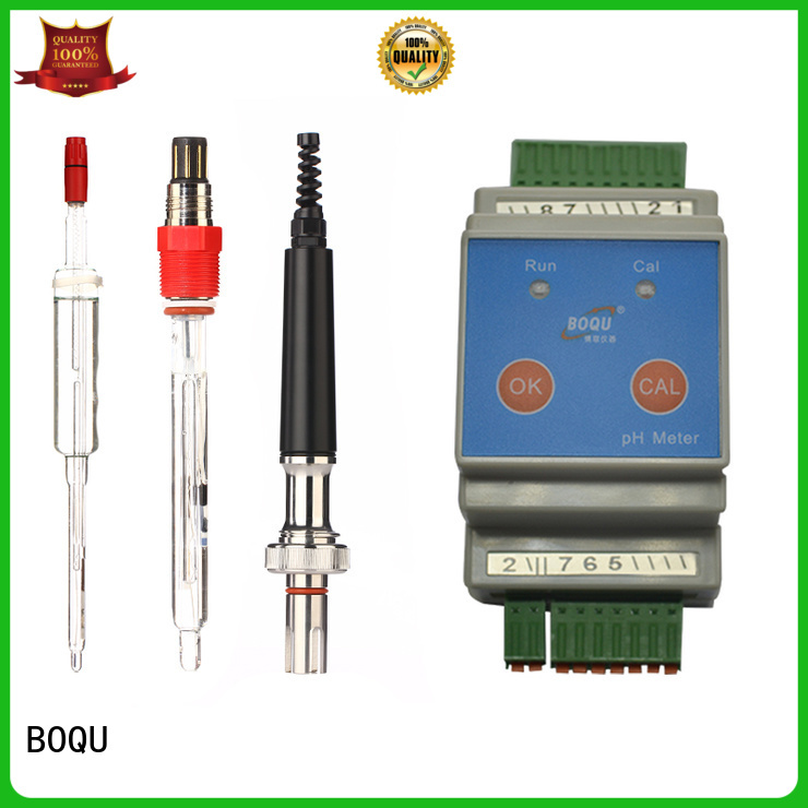 BOQU accurate ph analyzer factory direct supply for swimming pools