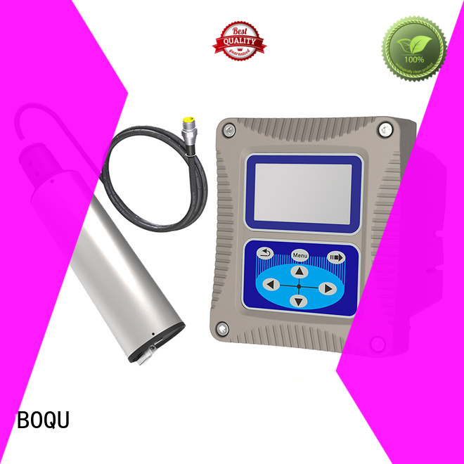 BOQU suspended solid meter factory direct supply for sewage plant