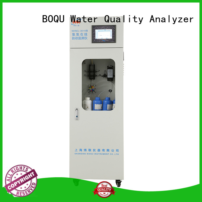 BOQU cod analyzer manufacturer for industrial wastewater