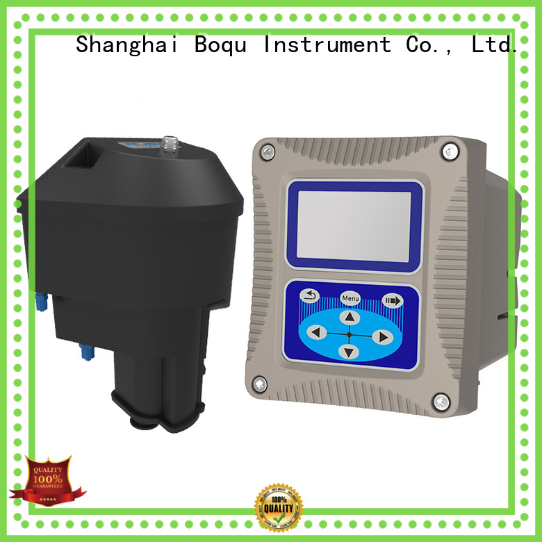stable online turbidity meter manufacturer for sewage plant