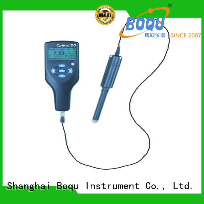 fast response portable do meter manufacturer for sewage treatment