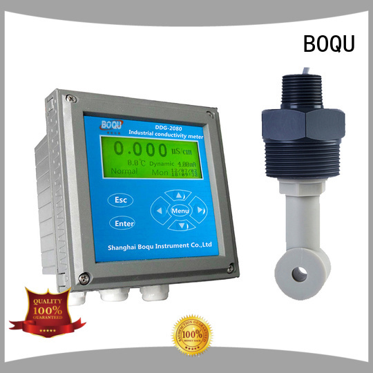 BOQU reliable acid concentration meter with good price for water plant
