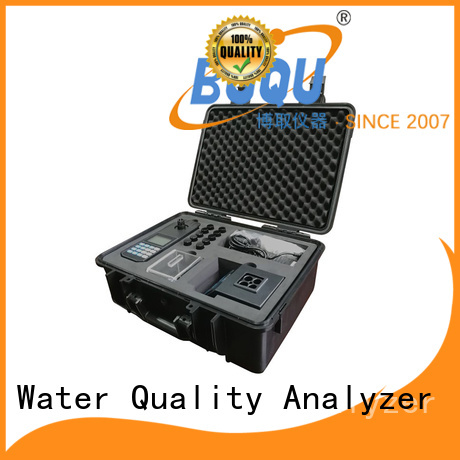 BOQU top portable cod analyzer manufacturers for surface water