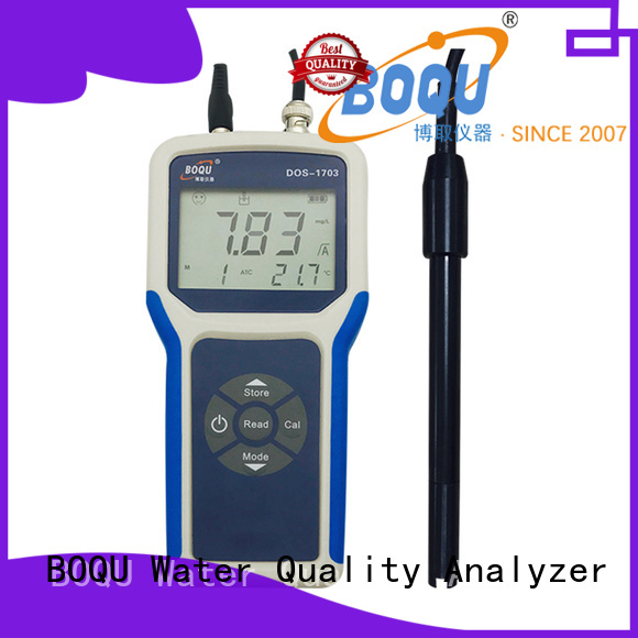BOQU high accuracy portable do meter wholesale for school laboratories