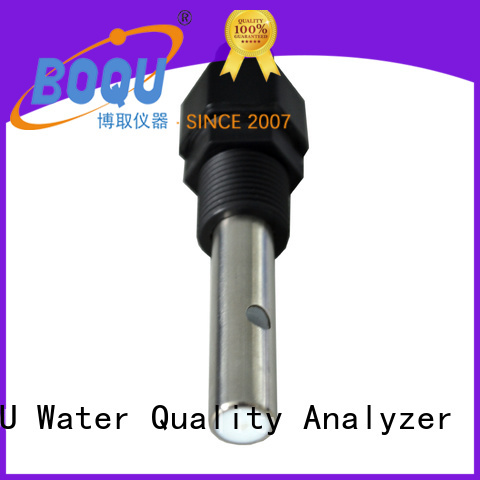 BOQU stable conductivity electrode wholesale for seawater