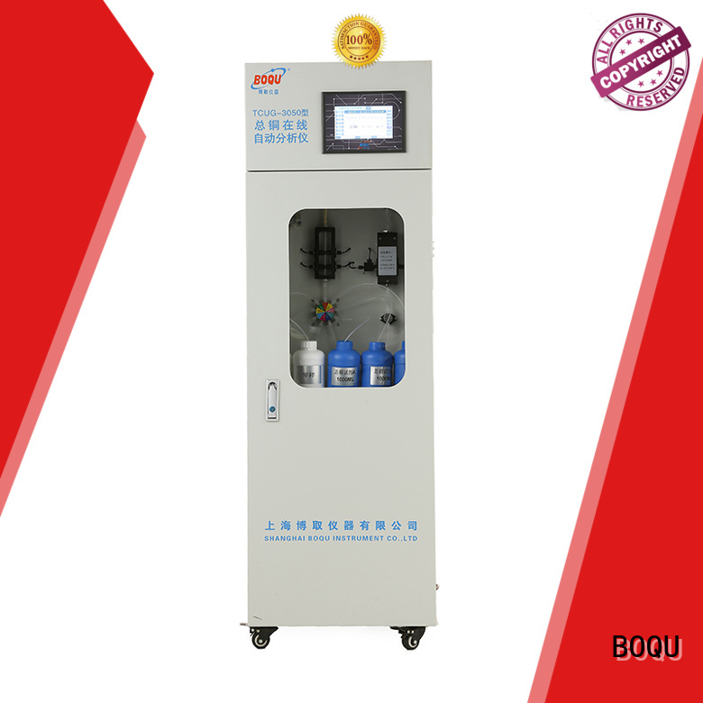 BOQU bod analyzer manufacturer for industrial wastewater