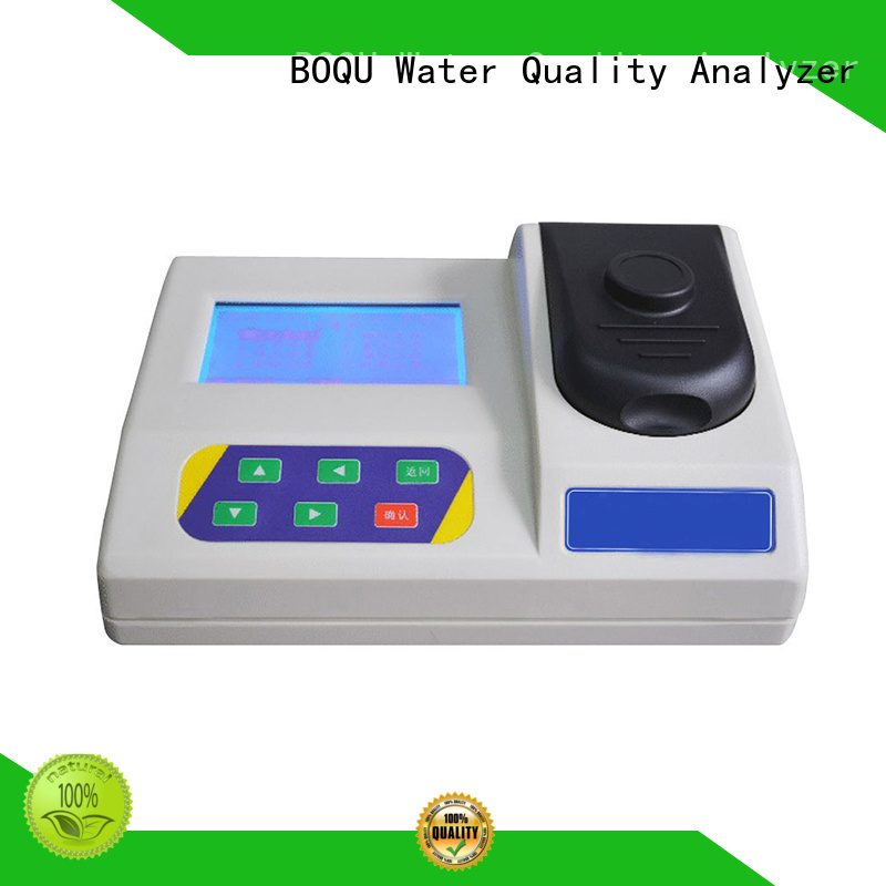 dependable laboratory water quality meter water factory direct supply for pool maintenance