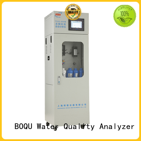 BOQU stable cod analyser series for industrial wastewater treatment