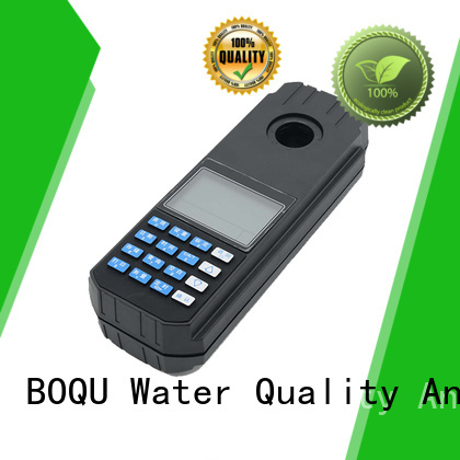 BOQU portable residual chlorine meter factory for wastewater treatment plants