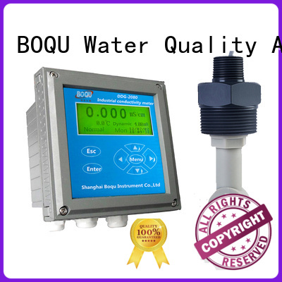 BOQU online conductivity meter directly sale for waste water