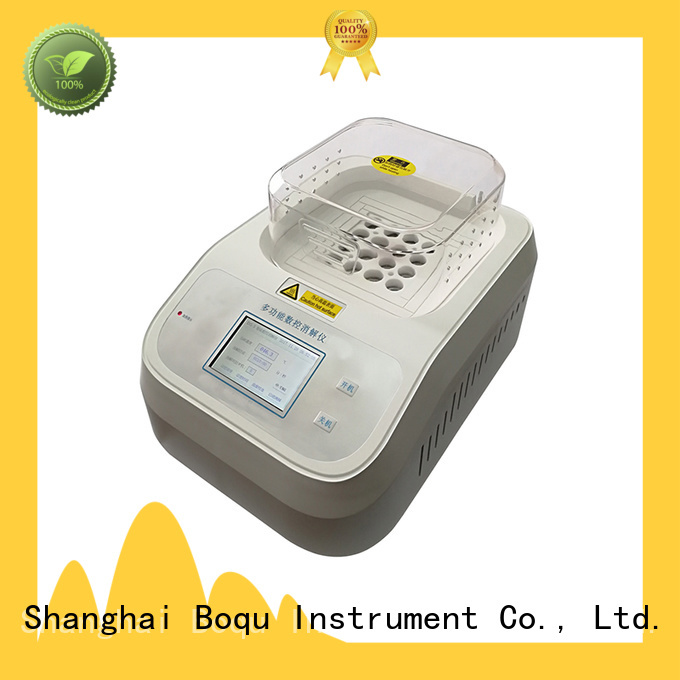 BOQU cod analyzer wholesale for monitoring water pollution