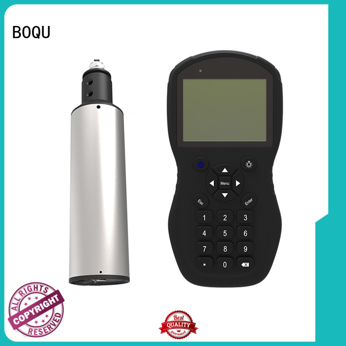BOQU cost-effective portable suspended solids meter series for industrial waste water