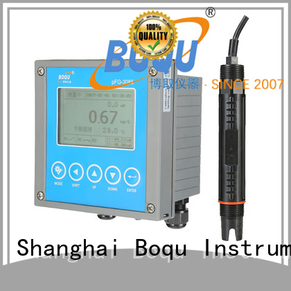 BOQU industrial water hardness meter factory direct supply for drinking water