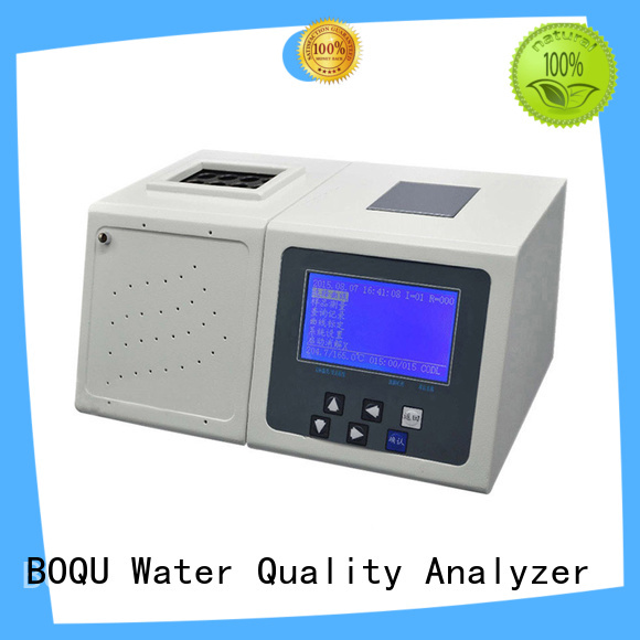 BOQU cod analyzer directly sale for monitoring water pollution