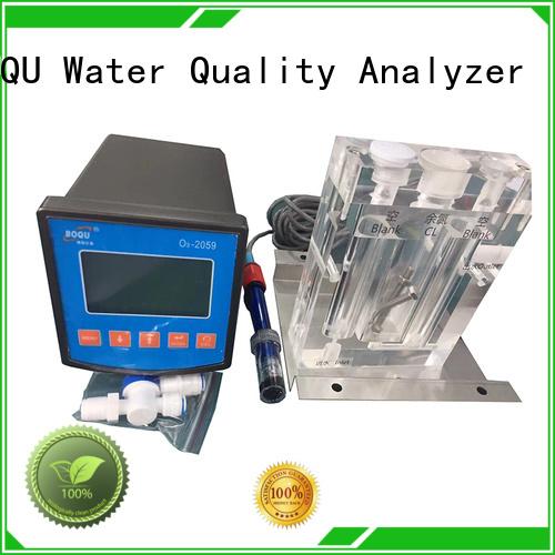 BOQU industrial ozone meter supplier for pharmaceutical