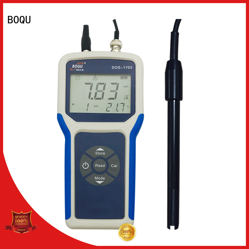 BOQU fast response portable do meter from China for sewage treatment